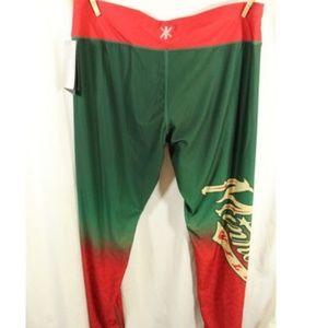 pretty nice 21f83 623d4 Minnesota Wild women's leggings XL new with tags NWT